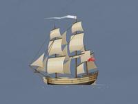 Convict Transport Ship