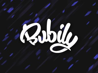 Bubily Logo 2.0