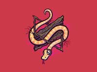 MKBHD's Banana Python Fanart Thing