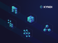 Kyndi icon set