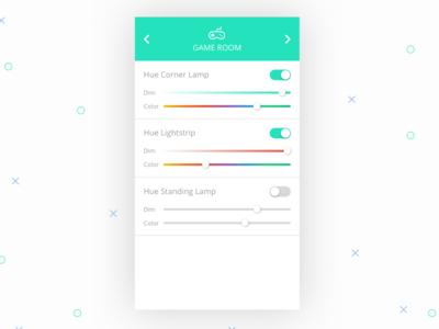 Daily UI #007 - Settings settings mobile app design ui ux 007 challenge dailyui