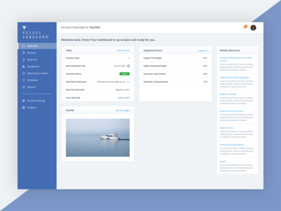 Dashboard WIP web ux ui simple overview minimal dashboard clean apps