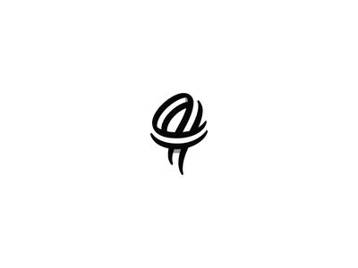 36 days of type - 4 black and white minimal minimal design graphic design typography logo design logo branding 36 days of type