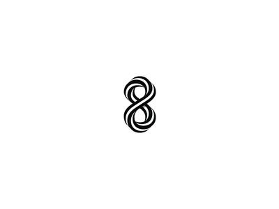 36 days of type - 8 black and white minimal minimal design graphic design typography logo design logo branding 36 days of type