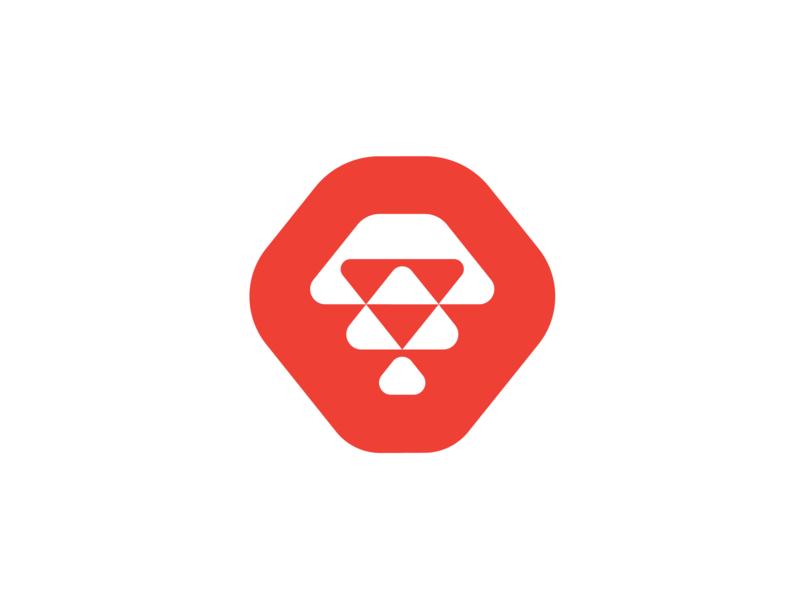 Lion Logo #2 simple vector icon animal graphic designer negative space illustration mark minimalism brand design minimal design minimal black and white logo design graphic design branding logo