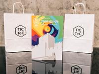 TICTeC event branding