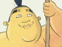 Sumo character 2