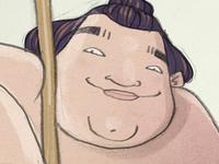Sumo character 3