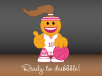 Ready to Dribbble!