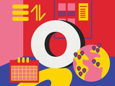 Organisation Schemes graphic  design lettering art ux ui ux vector illustrator design australia alphabet digital art type 36 days of type illustration lettering typography melbourne
