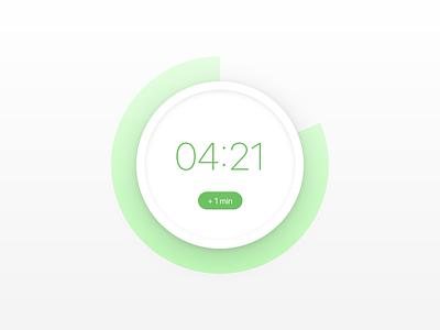 Daily UI 014 dailyui014 countdowntimer countdown timer vector illustration adobe xd ux adobexd design dailyui ui