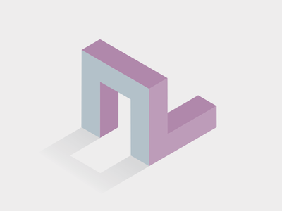 New logo? branding isometric logo