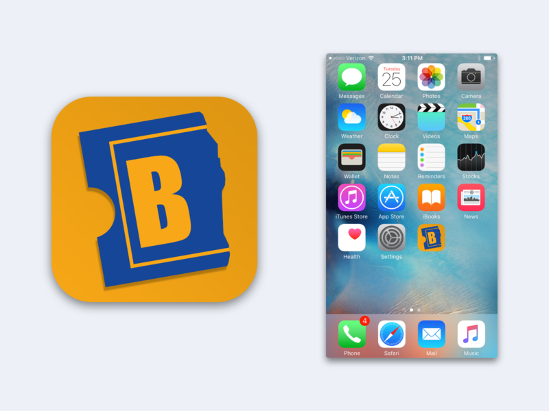 Daily UI 005 app icon branding design logo ui photoshop illustrator adobexd dailyui005 dailyui app icon