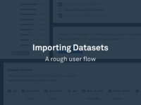 Importing Datasets