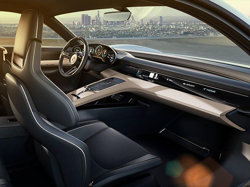 Porsche Experience Center >> Mission E - Future Sports Car by Denny Moritz on Dribbble