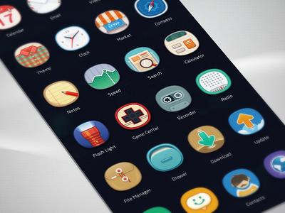 LEWAOS ICONS ui icon mobile rex theme
