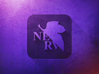NERV ICON nerv eva icon ui