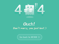 Ouch!404