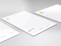 Envelope. Branding.