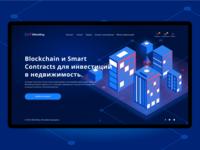 Blockchain Website.