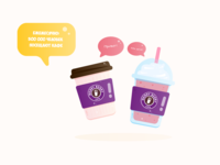 Smoothie & Coffee