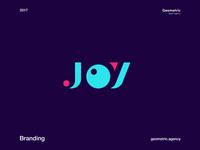 The Joy. Branding Variations.
