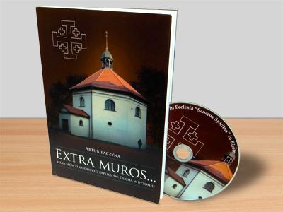 Extra muros... book cover design extra muros