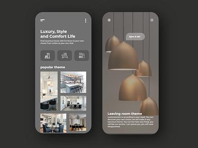app design typography website web minimal illustrator illustration design ux graphic design ui
