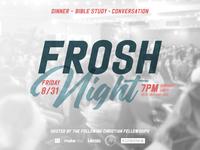 Frosh Night Flyer