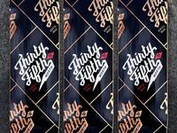 35th N Logo Board