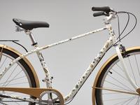 New Belgian Brewing 25th Anniversary Art Bike