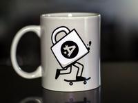 Amigos 5th Anniversary Coffee Skater