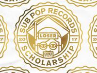 Sub Pop Loser Scholarship 2017