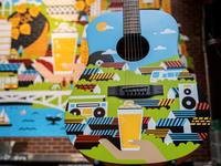 Redhook Guitar