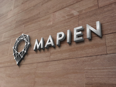 Mapien Signage Concept