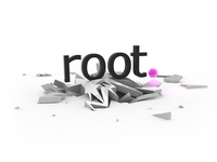 root - 3D Art work
