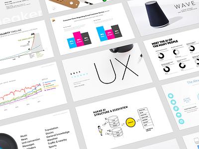 Presentation Design prototype prototyping ux uxdesign ppt presentation design mockup clean keynote powerpoint minimal