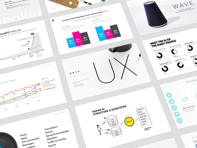 Presentation Design prototype prototyping ux uxdesign ppt presentation design mockup clean keynote powerpoint minimal