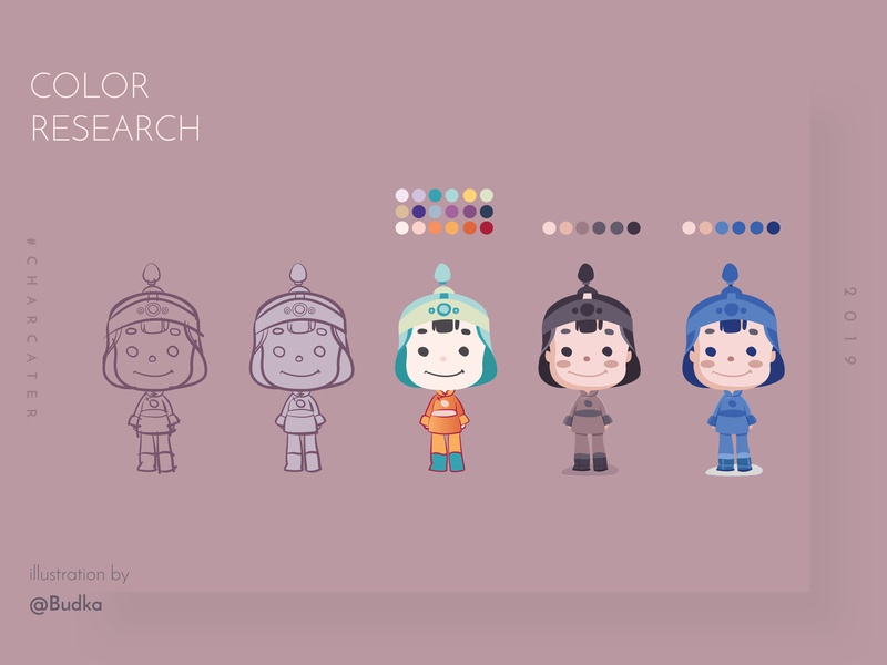 Character color research character design sticker digital illustration illustration illustration art illustrator kid boy colorful art color palette colorful color character animation character characterdesign