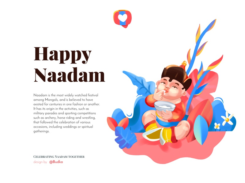Happy Naadam