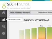 Fraud Propensity Heatmap