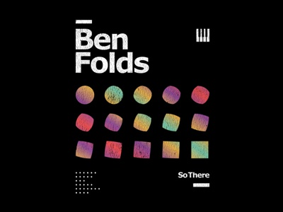 Ben Folds - Blended merch design band music tshirt apparel
