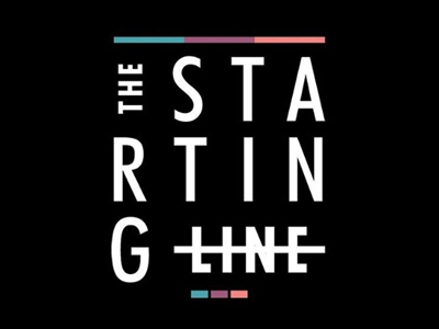 The Starting Line shirt the starting line band merch