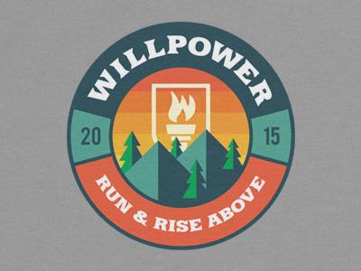 WILLPOWER 2017 sport run willpower running