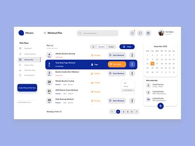 Dashboard UI Design visual design dashboard ui design