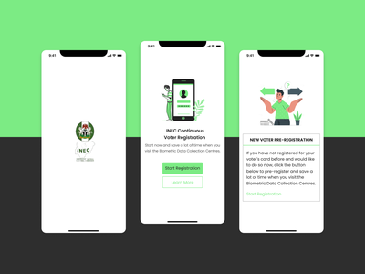 CVR Mobile App Design design visual design ui design mobile app