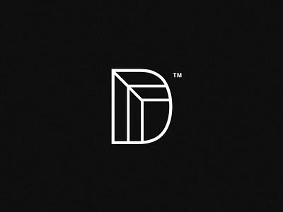 DA Branding typography type logos branding identity logotype design lettering brand logo