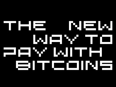 QRPAL bitcoins logos logotype typography design typedaily typedesign pixel lettering typography type