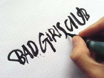 Bad Girls Club Sketch