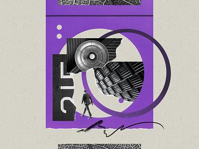 Pliancy - Security digital magazine blog design collage art ripped ripped paper blog header blog post collage ben stafford illustration